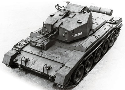 Crusader AA Mk III